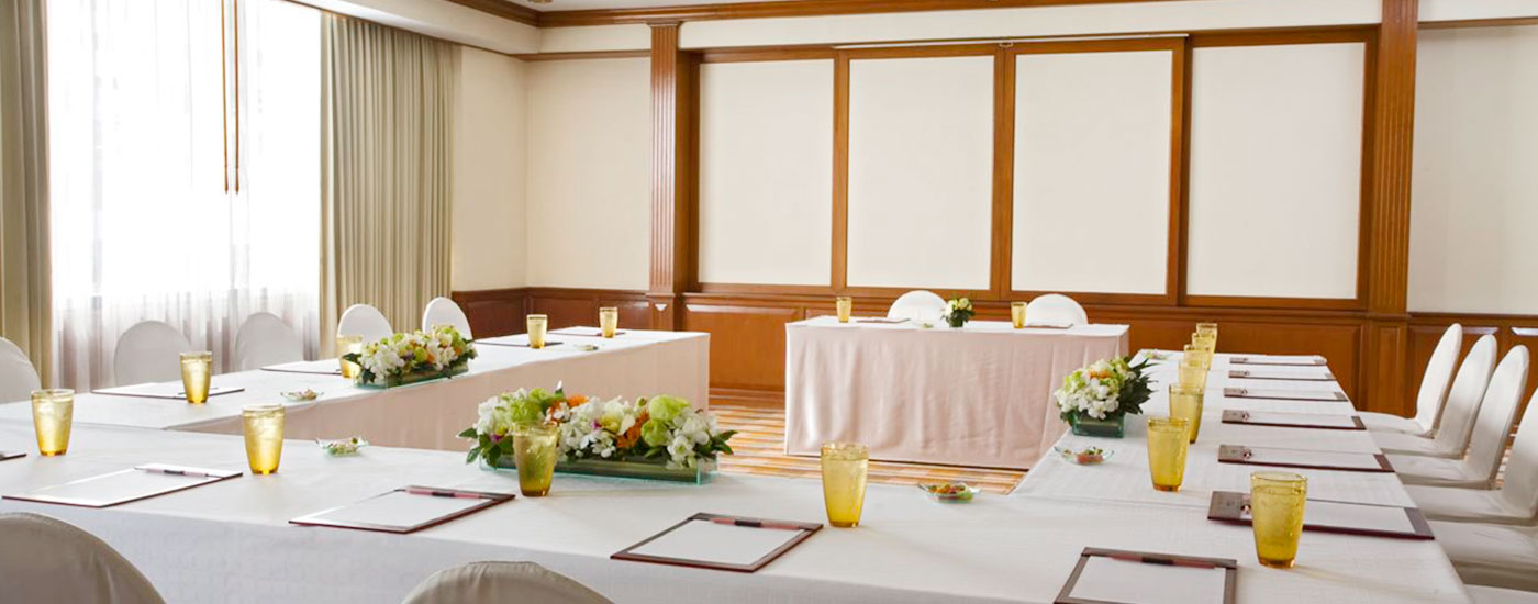 Banqueting and Meeting Room